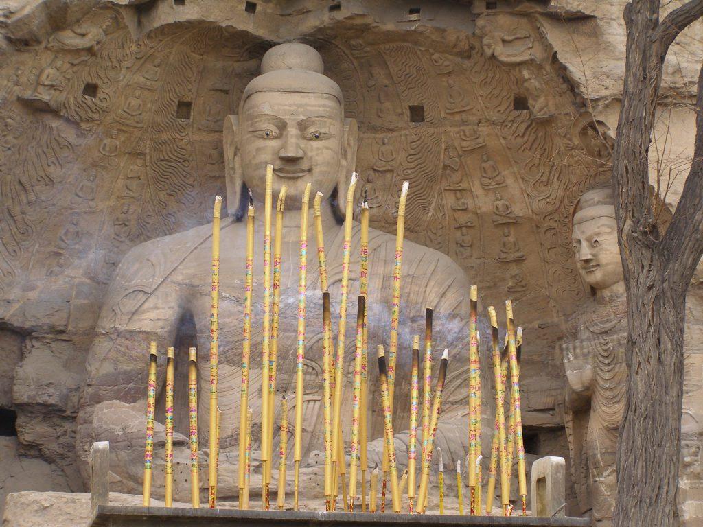 Tausendbuddha-Grotten von Datong
