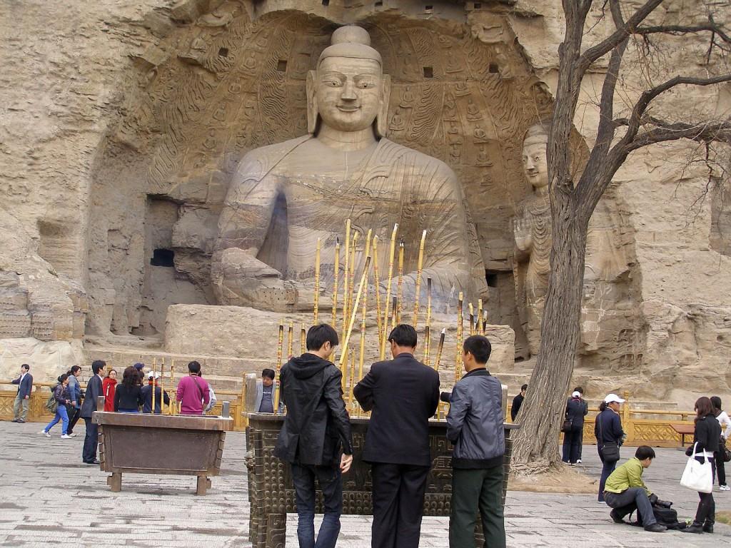 Großer Buddha bei Datong