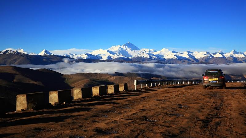 Himalaya, Tibet-Reise