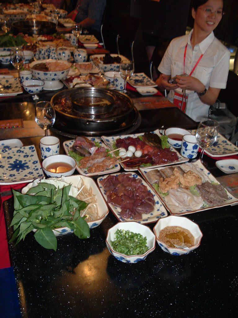 Hotpot in Chongqing