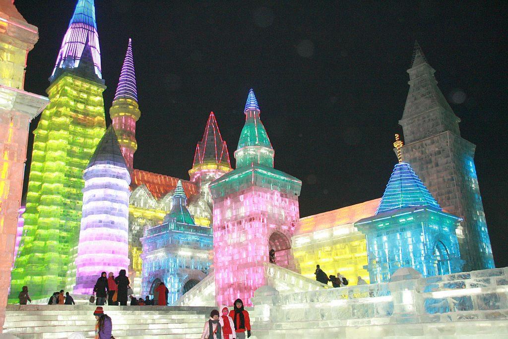 Harbin Eisfestival 2018