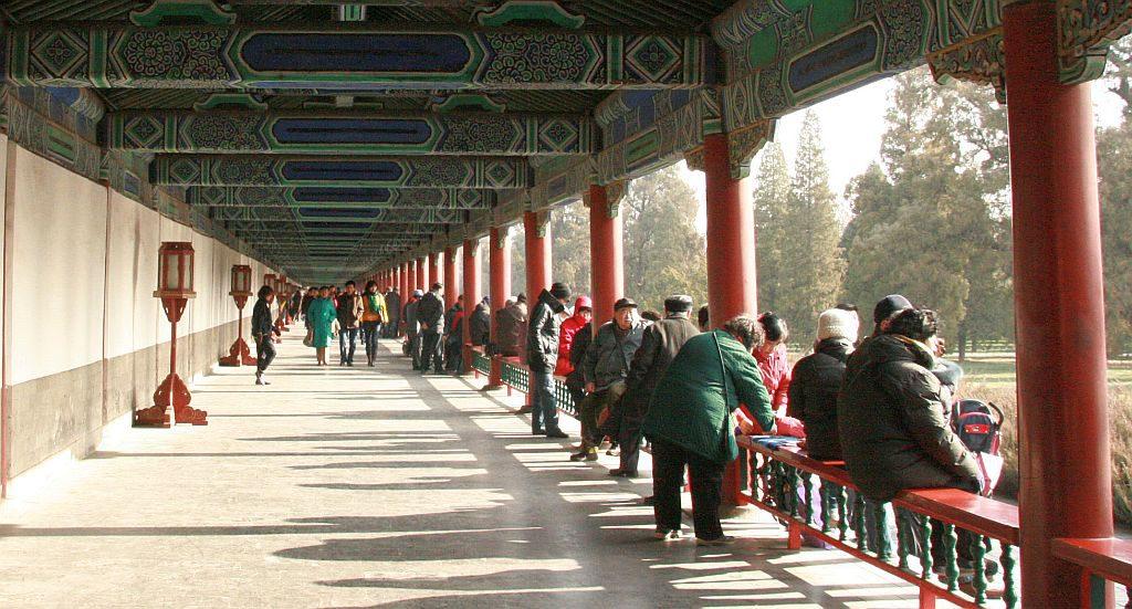 Pekings Sehenswürdigkeit: der Himmelstempel