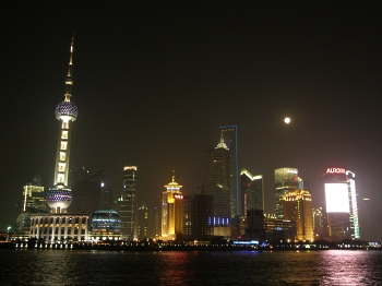 Shanghai: Chinas heißeste Skyline