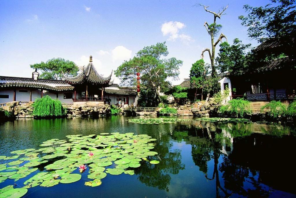 Garten in Suzhou